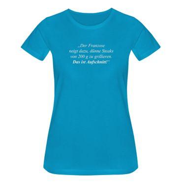 T-Shirt Das ist Aufschnitt Grillen Spruch Zitat Humor Fun 15 Farben Damen XS-3XL – Bild 12