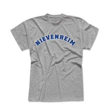 Nievenheim T-Shirt Herren College Style Geschenk Präsent Dormagen 7 Farben XS-5XL – Bild 1
