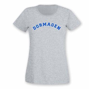 Dormagen T-Shirt Damen College Style Geschenk Präsent Dormagen 8 Farben XS-3XL – Bild 11