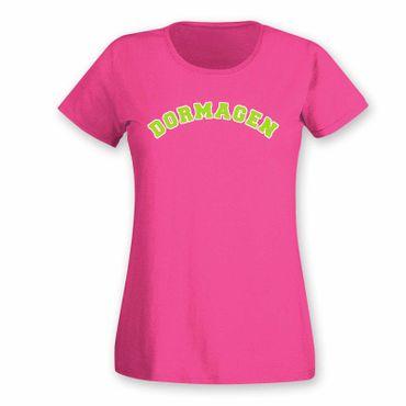 Hackenbroich T-Shirt Damen College Style Geschenk Präsent Dormagen 8 Farben XS-3XL – Bild 13