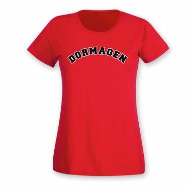 Hackenbroich T-Shirt Damen College Style Geschenk Präsent Dormagen 8 Farben XS-3XL – Bild 19