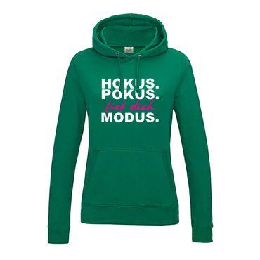 Hoodie Hokus Pokus F*** Dich Modus Fun Witz genervt 12 Farben Damen XS - 2XL – Bild 8