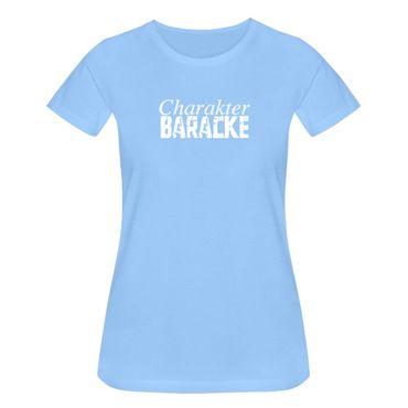 T-Shirt Charakter Baracke Schrift zerissen Fun Spaß Witz 13 Farben Damen XS-3XL – Bild 13