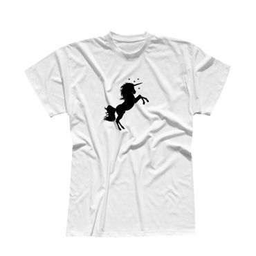 T-Shirt Einhorn Unicorn Beauty Pferd Prinz Märchen CSD 13 Farben Herren XS - 5XL – Bild 4