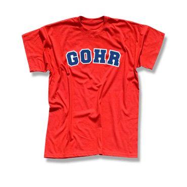 T-Shirt Gohr College Style Geschenk Präsent Dormagen 7 Farben Herren XS-5XL – Bild 25
