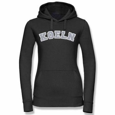 Köln Hoodie Damen College Style Geschenk Präsent 8 Farben XS - XL – Bild 3