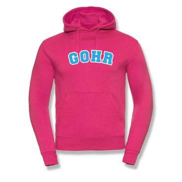 Hoodie Gohr College Style Geschenk Präsent Dormagen 8 Farben Herren XS-3XL – Bild 13