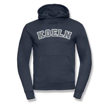 Köln Hoodie Herren College Style Geschenk Präsent 8 Farben XS-3XL – Bild 19