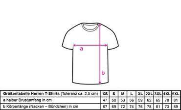 Horrem T-Shirt Herren Leben lieben lachen Geschenk Dormagen 10 Farben XS-5XL – Bild 2