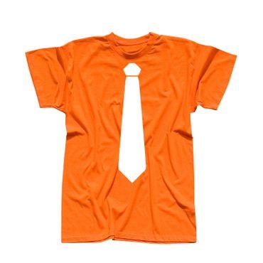 JGA Shirt Krawatte Anzug Kostüm Hochzeit Feier Fun Party 13 Farben Herren XS-5XL – Bild 14