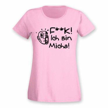 JGA Shirt Bäm! Name heiratet F**k ich bin XXX Meme Braut Hochzeit Damen XS-3XL – Bild 8