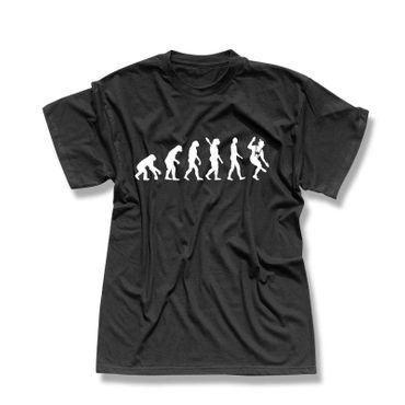 T-Shirt Evolution Bayer Bayern Schuhplattler München Alpen 13 Farben Men XS-5XL – Bild 3
