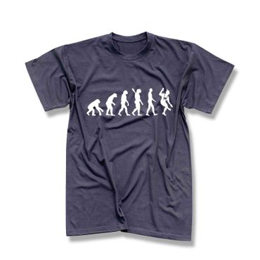T-Shirt Evolution Bayer Bayern Schuhplattler München Alpen 13 Farben Men XS-5XL – Bild 6