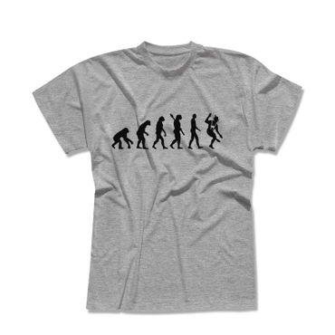 T-Shirt Evolution Bayer Bayern Schuhplattler München Alpen 13 Farben Men XS-5XL – Bild 7