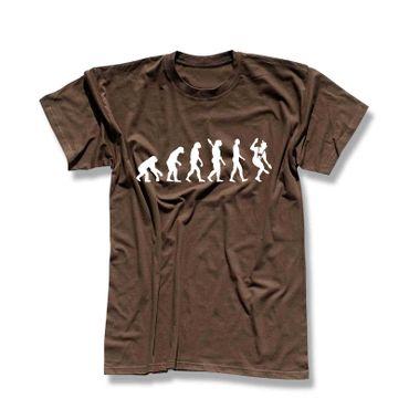 T-Shirt Evolution Bayer Bayern Schuhplattler München Alpen 13 Farben Men XS-5XL – Bild 8