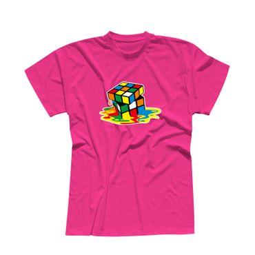 T-Shirt Sheldon Würfel Big Bang Theory 80er Cube Nerd 13 Farben Herren XS-5XL – Bild 5