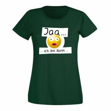 T-Shirt Junggesellinnen Abschied Smiley 15 Farben Damen XS-3XL – Bild 14