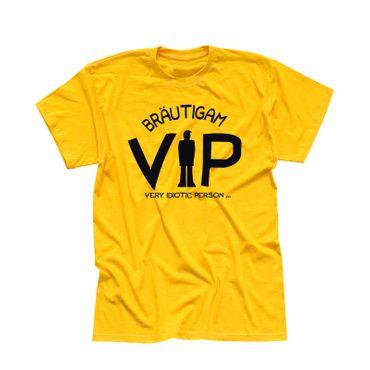 T-Shirt Junggesellenabschied Bräutigam security VIP 6 Farben Herren XS-5XL – Bild 11