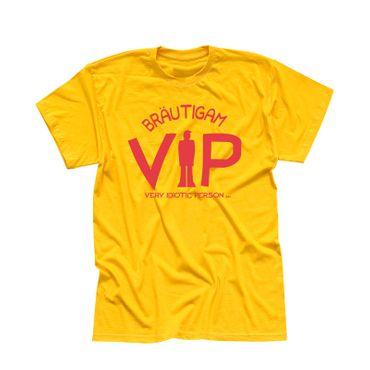 T-Shirt Junggesellenabschied Bräutigam security VIP 6 Farben Herren XS-5XL – Bild 15