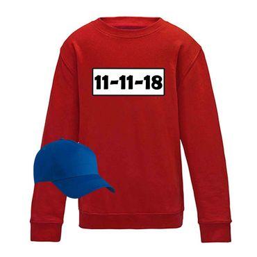 Sweatshirt Panzerknacker Kids Wunschnummer Kostüm-Set Karneval Kinder 104-164 – Bild 19