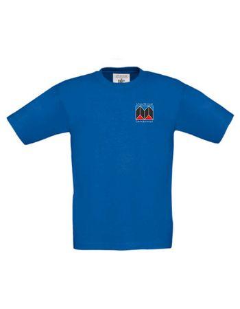 """T-Shirt """"Montessori Schule Düsseldorf"""" Kids 98 - 164 – Bild 2"""