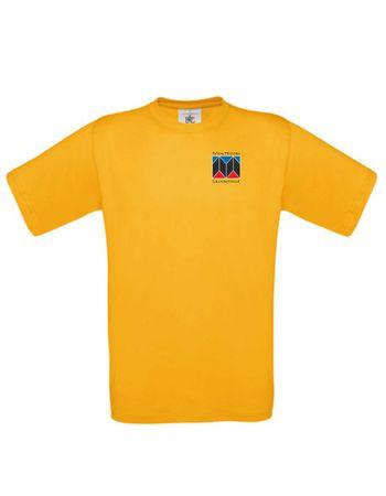 "T-Shirt ""Montessori Schule Düsseldorf"" Herren XS - 5XL – Bild 5"