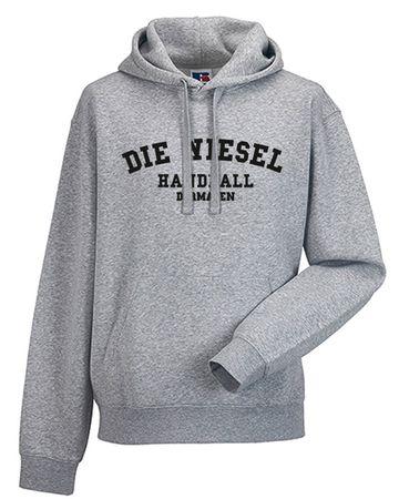 """HOODIE """"TSV BAYER DORMAGEN // DIE WIESEL"""" HERREN XS BIS 3XL – Bild 1"""