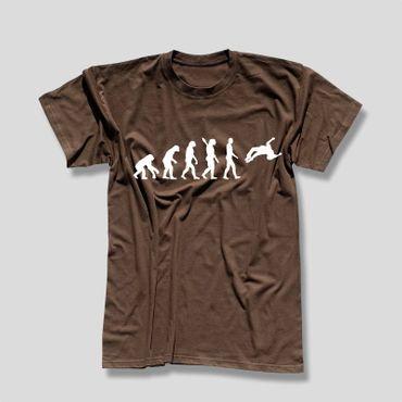 T-Shirt Evolution Freerunner Freestyle Parkour HipHop Breakdance Herren XS - 5XL – Bild 5