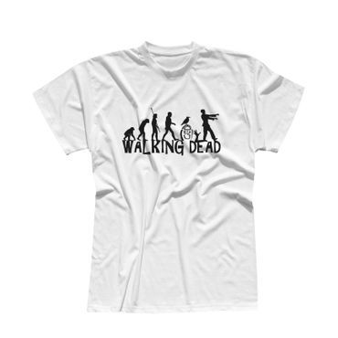 T-Shirt Evolution Walking Dead TWD Zombie Rick Lori AMC 13 Farben Herren XS-5XL – Bild 4
