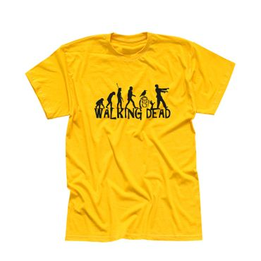 T-Shirt Evolution Walking Dead TWD Zombie Rick Lori AMC 13 Farben Herren XS-5XL – Bild 15