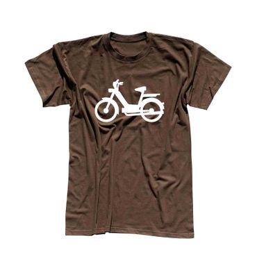 T-Shirt Mofa Herkules Simson Vespa Roller Motorroller 13 Farben Herren XS-5XL – Bild 8