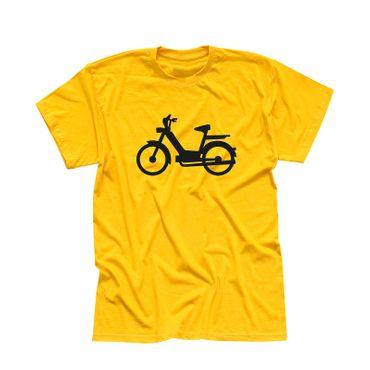 T-Shirt Mofa Herkules Simson Vespa Roller Motorroller 13 Farben Herren XS-5XL – Bild 15