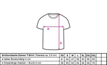 T-Shirt Niveau macht froh Spruch Humor Spaß Fun-Shirt 15 Farben Damen XS - 3XL – Bild 2