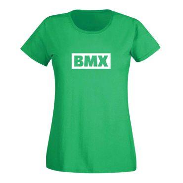 T-Shirt BMX Schriftzug Box Logo Bicycle Motocross Jumps 15 Farben Damen XS - 3XL – Bild 9