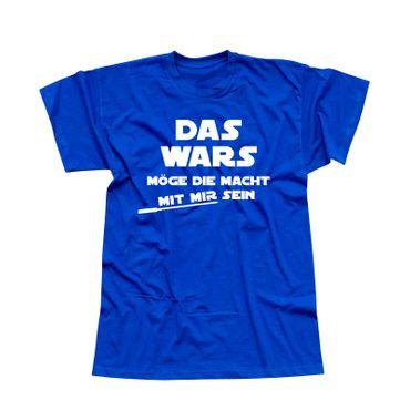 JGA Shirt Das war's für Name Möge die Macht mit mir sein Star Wars Herren XS-5XL – Bild 19