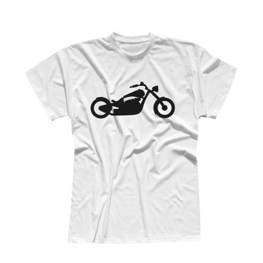 T-Shirt Chopper Biker Motorrad Rocker Cruiser Rider 13 Farben Herren XS - 5XL – Bild 4
