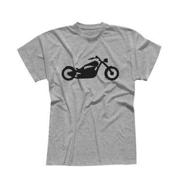 T-Shirt Chopper Biker Motorrad Rocker Cruiser Rider 13 Farben Herren XS - 5XL – Bild 7