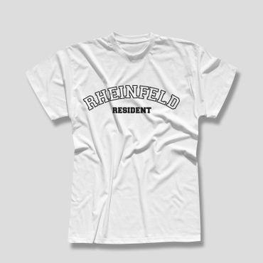 Rheinfeld T-Shirt Herren Resident Geschenk Dormagen Präsent 10 Farben XS - 5XL – Bild 4