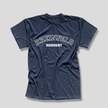 Rheinfeld T-Shirt Herren Resident Geschenk Dormagen Präsent 10 Farben XS - 5XL – Bild 8