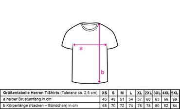 T-Shirt Evolution Basketball dribbeln Sport Korb NBA 13 Farben Herren XS - 5XL – Bild 2