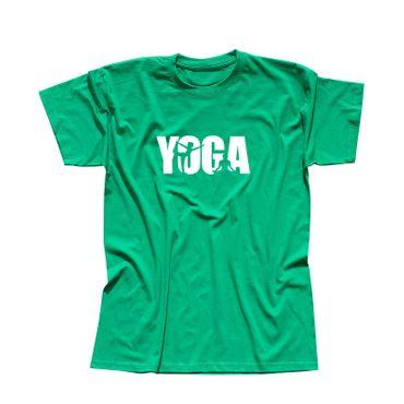 T-Shirt Yoga Meditation Geist spirituell Lotus Kriya 13 Farben Herren XS - 5XL – Bild 10