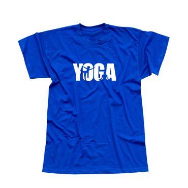T-Shirt Yoga Meditation Geist spirituell Lotus Kriya 13 Farben Herren XS - 5XL – Bild 12