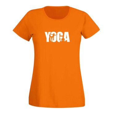 T-Shirt Yoga Meditation Geist spirituell Lotus Kriya 15 Farben Damen XS - 3XL – Bild 16