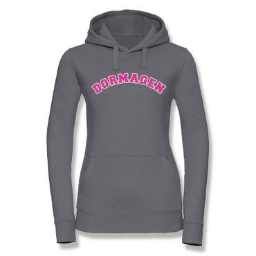 Dormagen Hoodie Damen College Style Geschenk Präsent Dormagen 8 Farben XS - XL – Bild 14