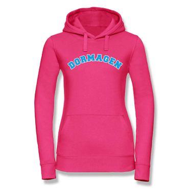 Dormagen Hoodie Damen College Style Geschenk Präsent Dormagen 8 Farben XS - XL – Bild 1