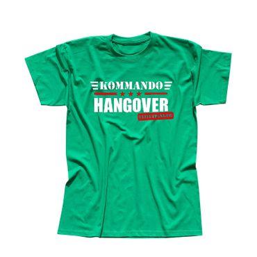 T-Shirt Kommando Hangover Elitetrinker JGA Party feiern 13 Farben Herren XS-5XL – Bild 10