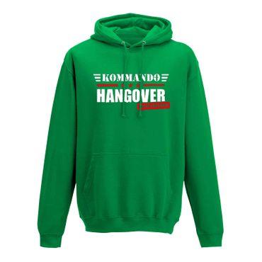 Hoodie Kommando Hangover Elitetrinker JGA Party feiern 10 Farben Herren XS - 5XL – Bild 9