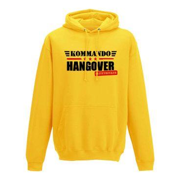 Hoodie Kommando Hangover Elitetrinker JGA Party feiern 10 Farben Herren XS - 5XL – Bild 12
