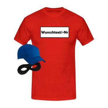 T-Shirt Panzerknacker Deluxe+ Kostüm-Set + Tütü Karneval Fasching Herren XS-5XL – Bild 12