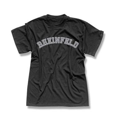 Rheinfeld T-Shirt Herren College Style Geschenk Präsent Dormagen 7 Farben XS-5XL – Bild 3